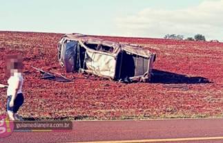 Policial Militar morre em acidente na rodovia que liga Ramilândia à Matelândia