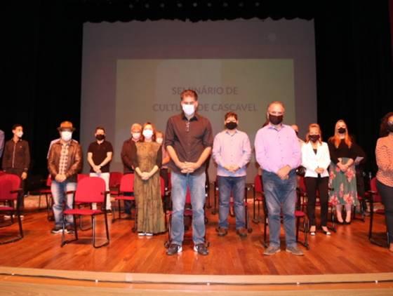 Políticas públicas para cultura são debatidas em seminário no Teatro Municipal