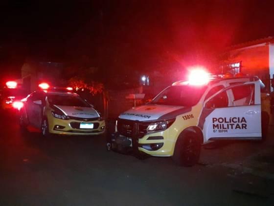 Mulher é morta por disparo de arma de fogo no Bairro Brasmadeira em Cascavel