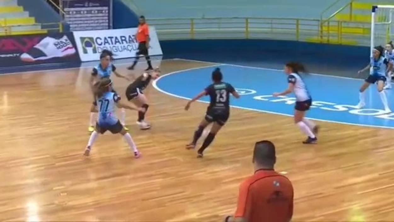 Stein Cascavel vence o Foz Cataratas por 7 a 1 pelas quartas de final do Campeonato Paranaense