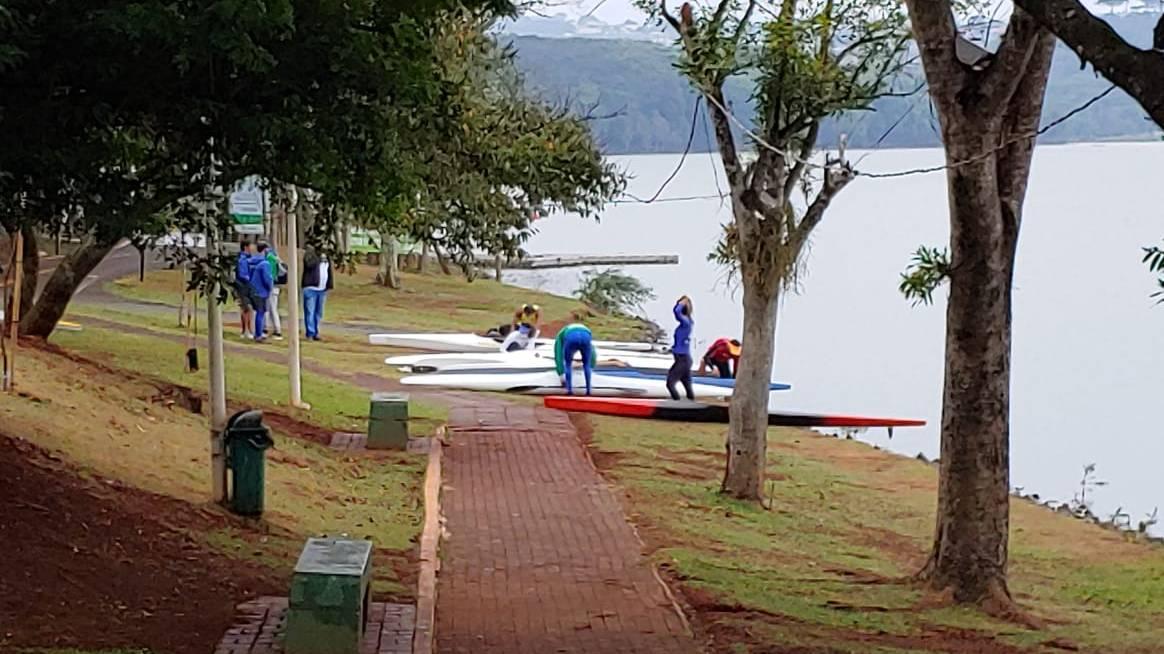 Lago Municipal de Cascavel será palco das competições do Controle Nacional de Canoagem Velocidade