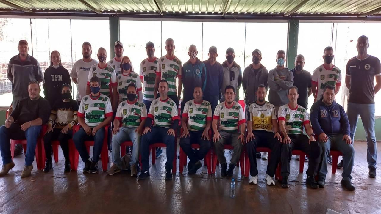 Liga Oeste promove o terceiro Curso de Formação de árbitros de Futebol 7