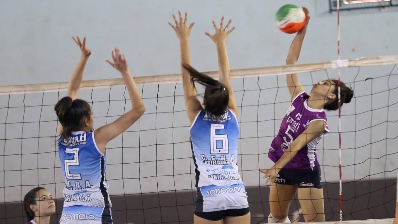 Copa Integração de Vôlei Feminino retoma disputas com cinco cidade