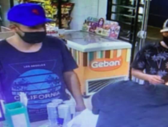 Distribuidora de bebidas é assaltada no Bairro Alto Alegre e câmera de segurança registra tudo