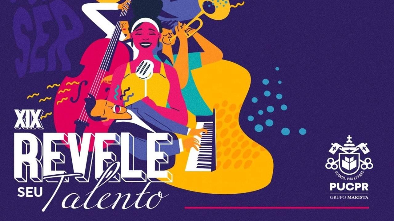 Festival de Música Revele Seu Talento, da PUCPR, chega à 19ª edição