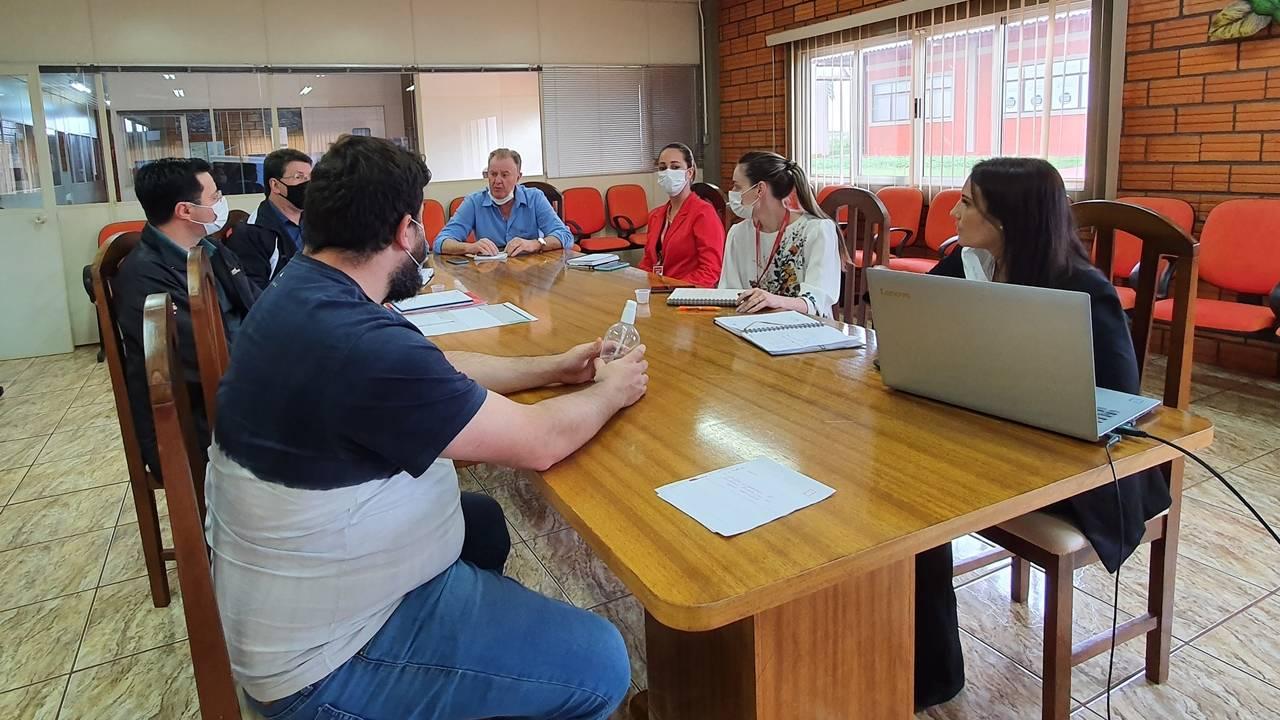 Coopavel define com coordenadores início de preparativos do 34º Show Rural