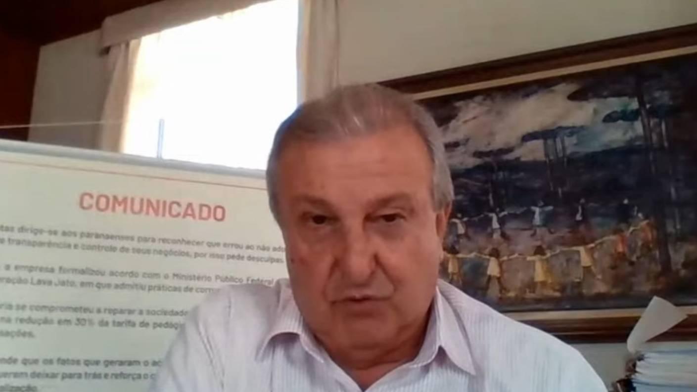 Em defesa da agropecuária: Dilvo Grolli alerta que pedágio pode ficar com 4% do VBP anual do Paraná