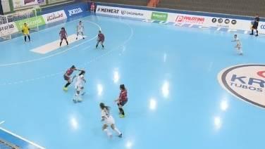 Stein Cascavel Futsal goleia em estreia da Copa do Brasil