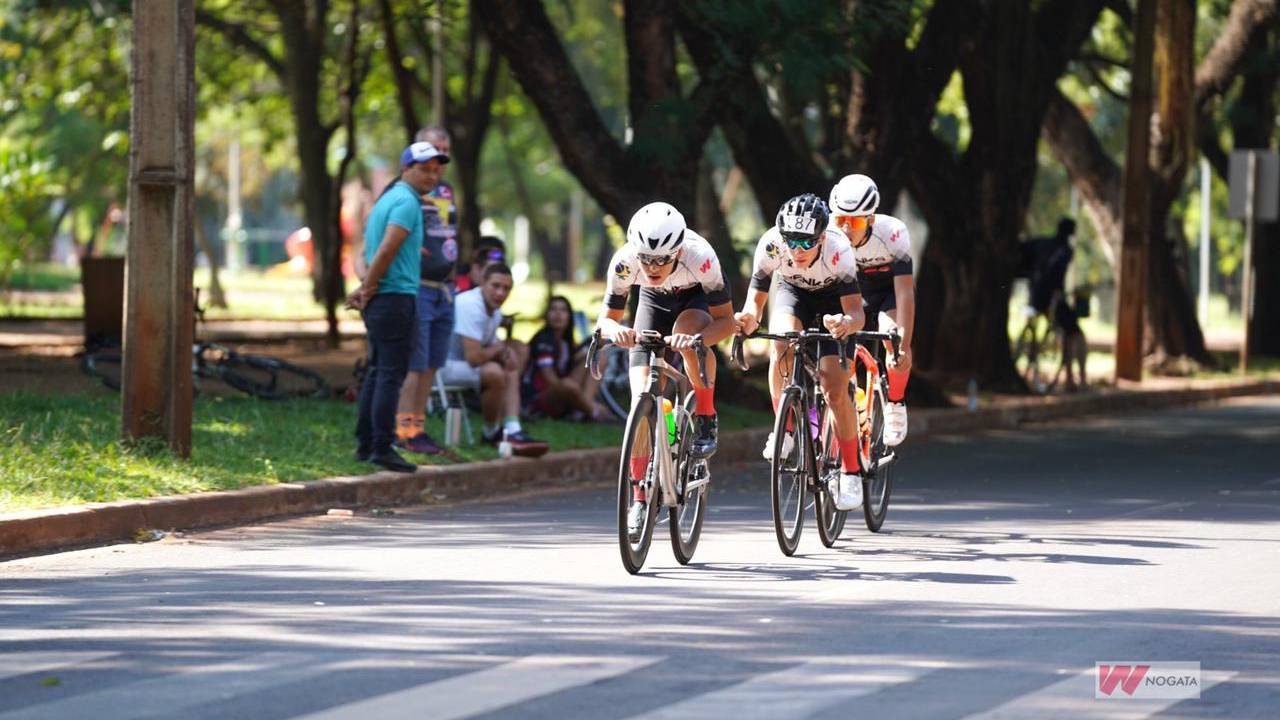 Prova emocionante: JP Nogata alcança 2º lugar em competição no Paraguai