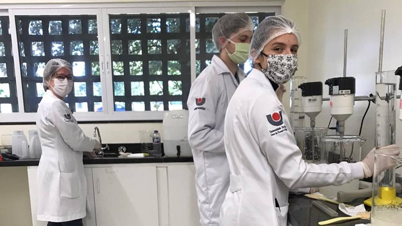 Unioeste desenvolve novo tipo de álcool em gel