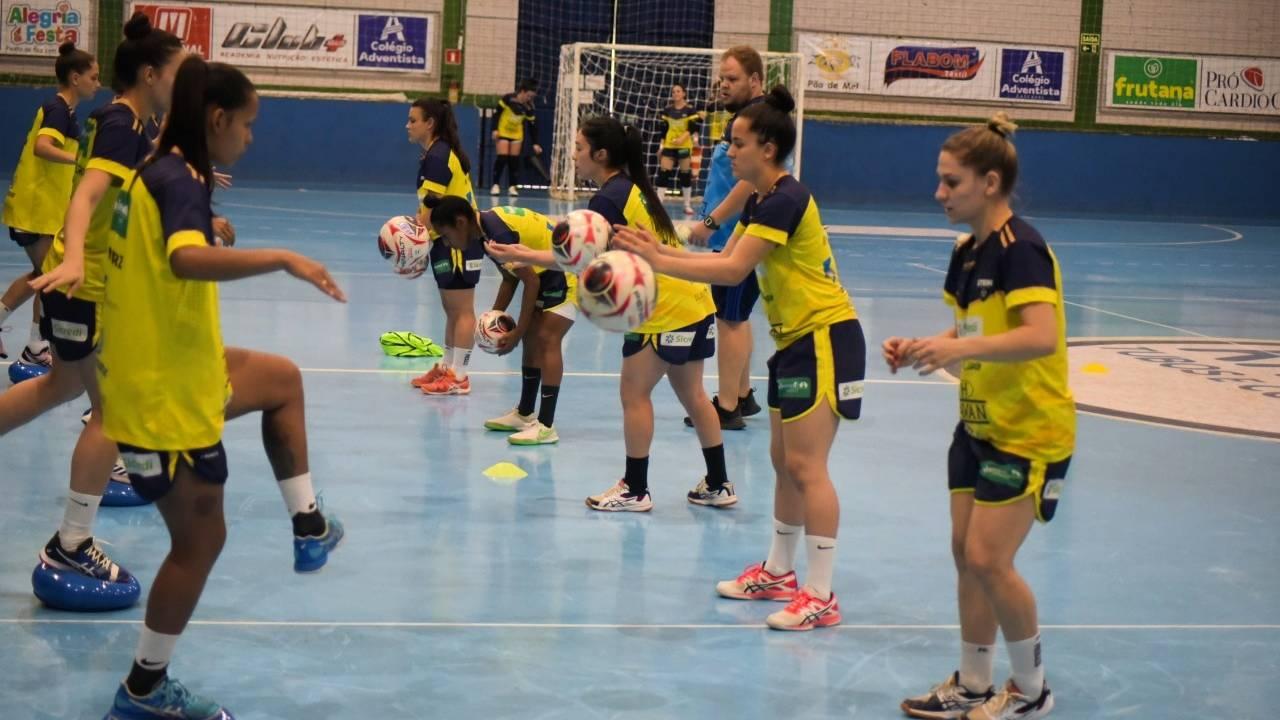Stein Cascavel Futsal joga em Fortaleza valendo a vice-liderança do NFFB