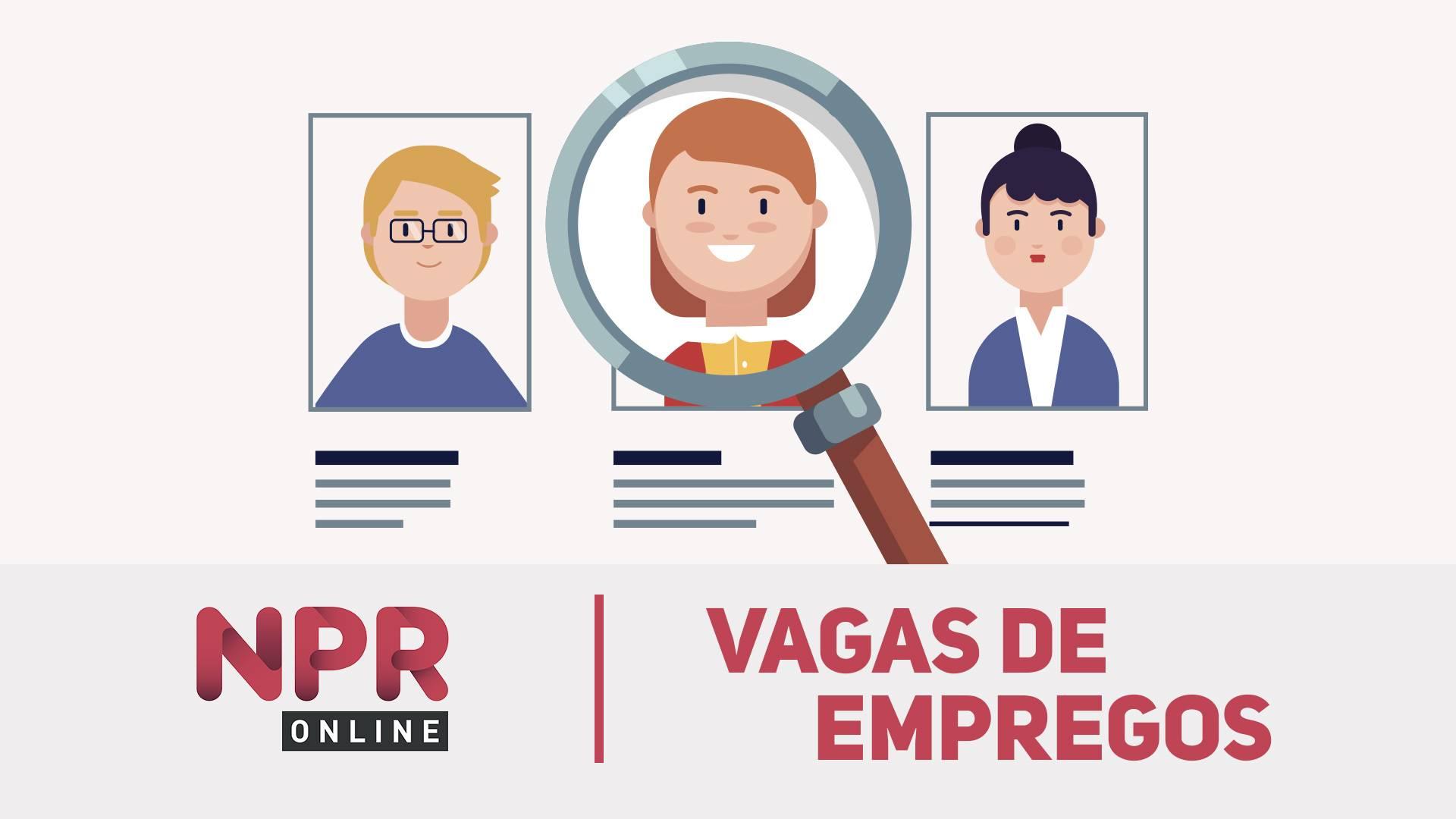 Vagas de Empregos: Veja as principais oportunidades disponíveis nesta quarta-feira (24/03)
