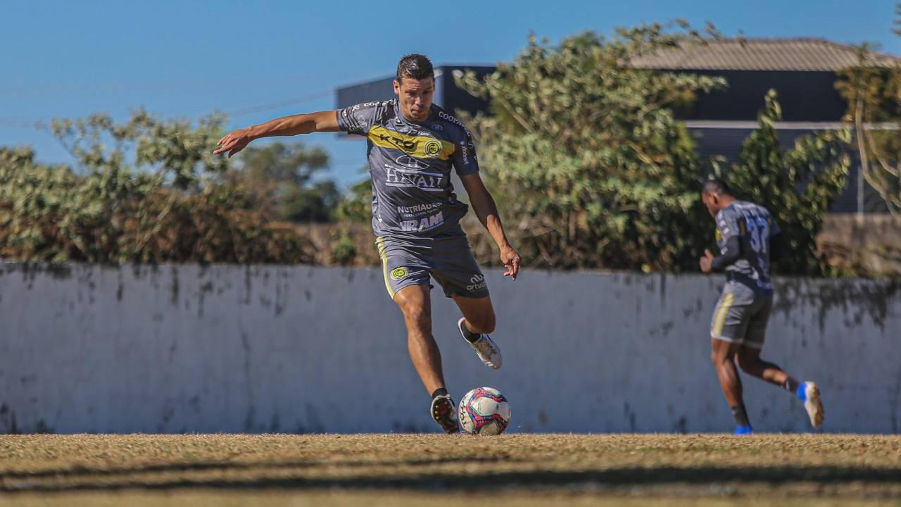 No returno do Brasileirão, FC Cascavel recebe equipe do Rio Branco no Estádio Olímpico Regional