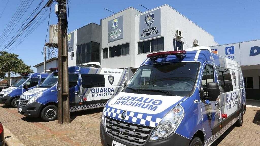 Município convoca 100 guardas municipais aprovados em concurso