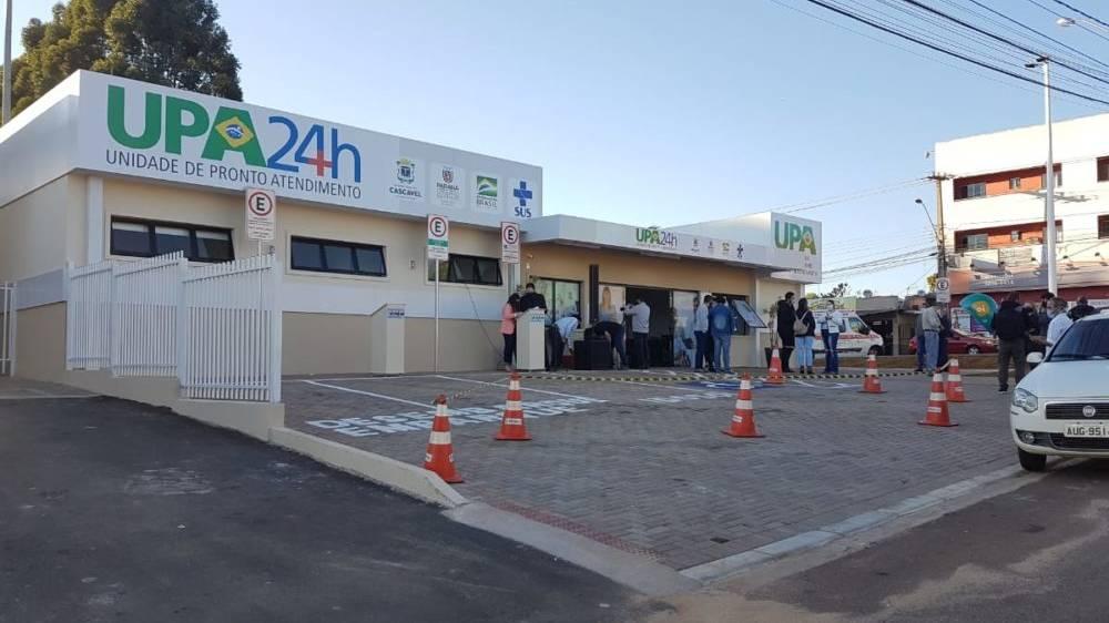 UPA Brasília é fechada por conta da superlotação em Cascavel
