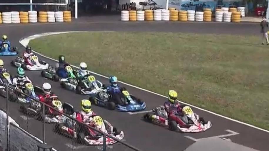 Foz do Iguaçu abre temporada de kart com a Copa Mercosul