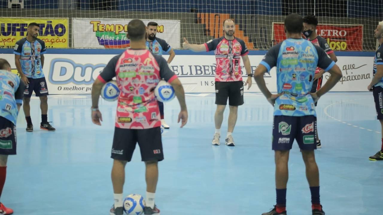 Cascavel Futsal joga em Laranjeiras do Sul nesta sexta-feira (26)