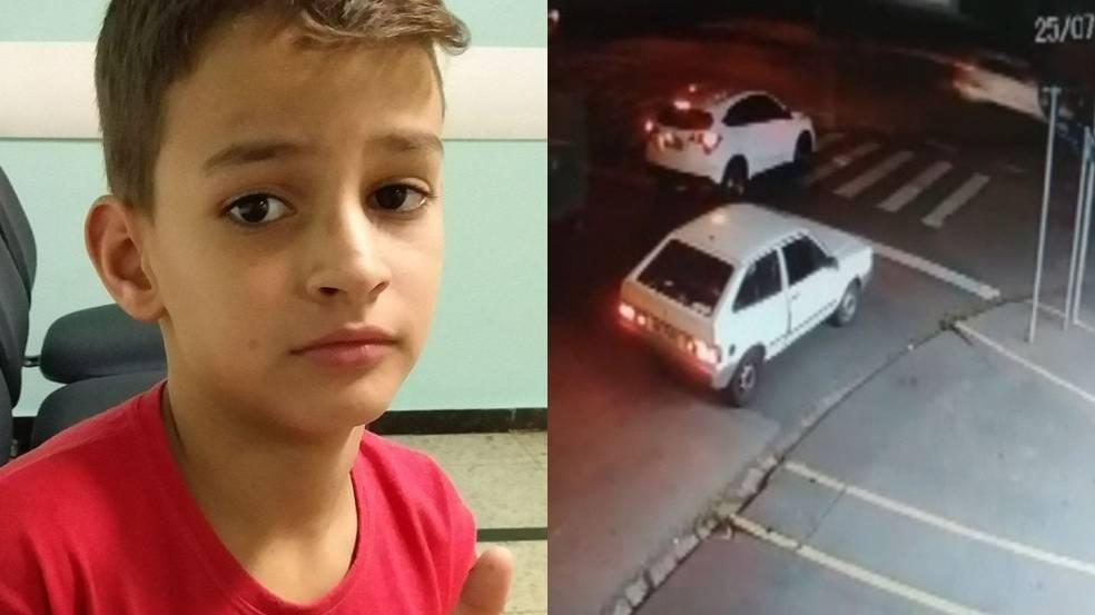 Imagens mostram momento em que motorista bêbado atropela e mata menino de 11 anos em Sorocaba