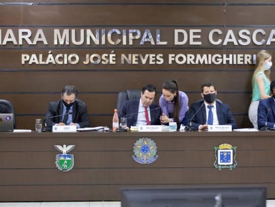 Plano de previdência complementar dos servidores do município é aprovado