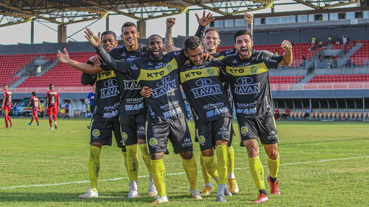 FC Cascavel é líder invicto do seu grupo na Série D, com o melhor ataque da competição e se destaca