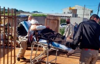 Cão pitbull ataca as próprias donas e causa ferimentos graves em Campo Mourão
