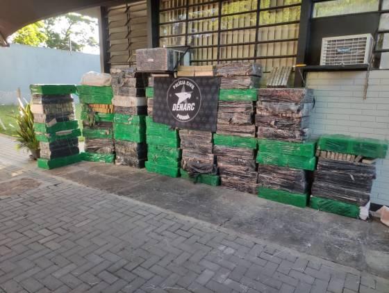 Polícia Civil deflagra operação contra organização criminosa que atuava no tráfico de drogas
